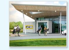 JCB's New Golf Club Academy